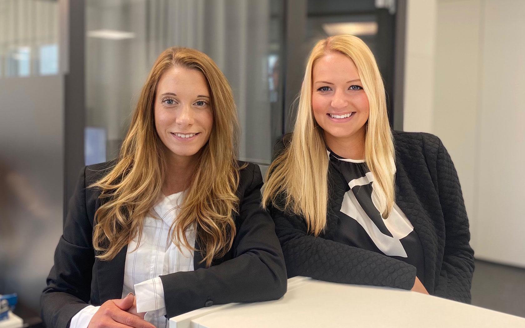 Teldanet GmbH: Simone Lülfing & Michaela Sojka