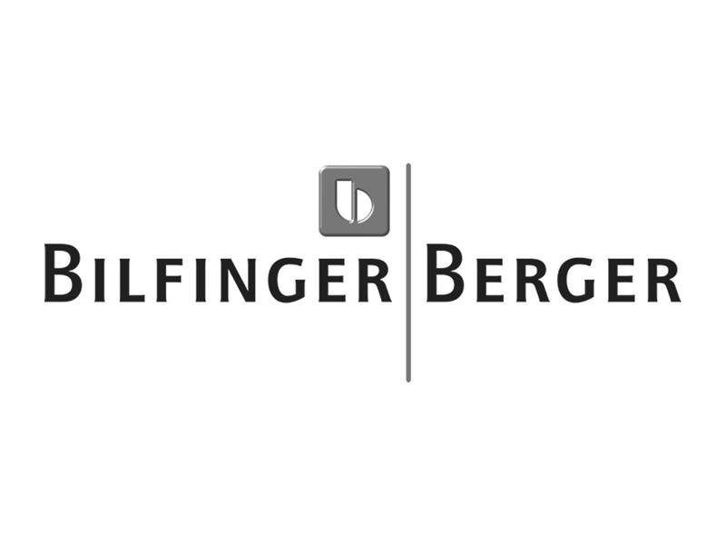Teldanet GmbH: Bilfinger Berger Logo