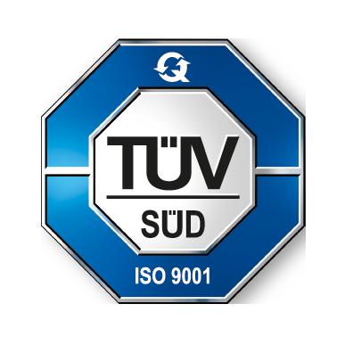 Teldanet GmbH: Tüv Süd Logo