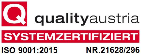Teldanet GmbH: QualityAustria Logo