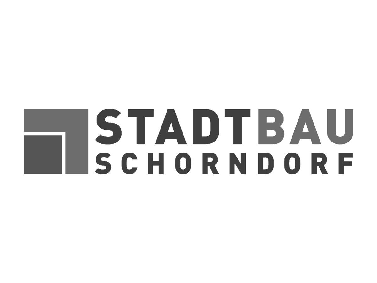 Teldanet GmbH: Stadtbau Schorndorf Logo